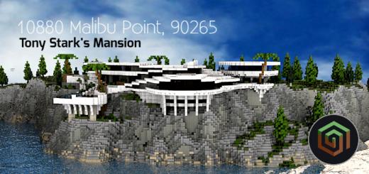 10880 Malibu Point | Tony Stark's Mansion [MAP]