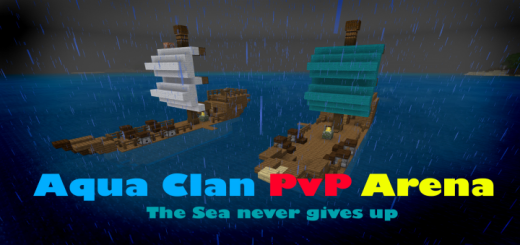 Aqua Clan PvP Arena