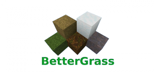 BetterGrass x8 x16 x32 x64 x128