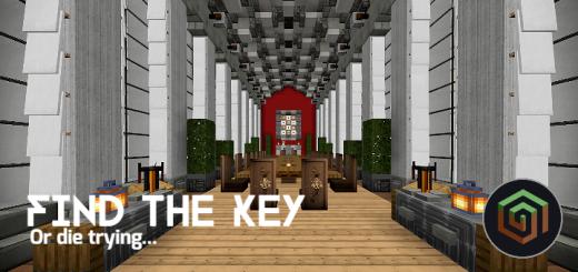 Find the Key or Die (by being eaten/drowned)