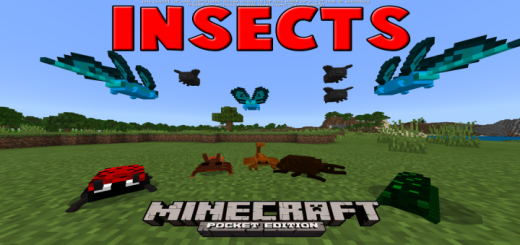 Insects Addon
