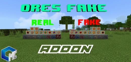 Ores Fake (Addon)