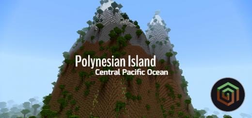 Polynesian Island [MAP]