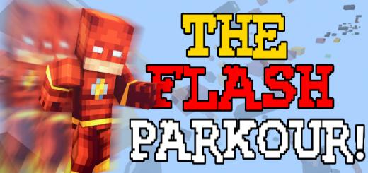The Flash Parkour!