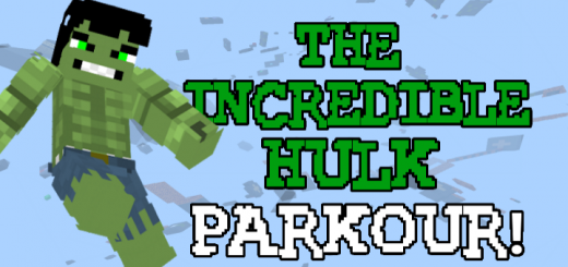 The Incredible Hulk Parkour!