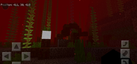 Blood-Forest (Horror) Resource Pack V. 4.0