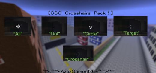 CSO Crosshairs Pack