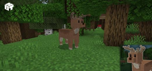 Deer Concept Add-on