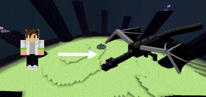 Dragon Morph Add on Minecraft PE Mods Addons