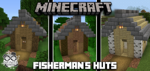 Fisherman's Huts Add-on (1.15+)