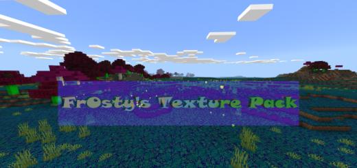 Fr0sty's Ultimate TexturePack