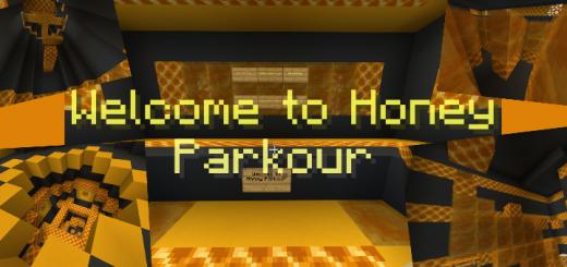 Honey Block Parkour