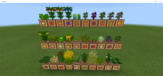More Crops Add-on (1.8.0.14+/1.9.0.2)