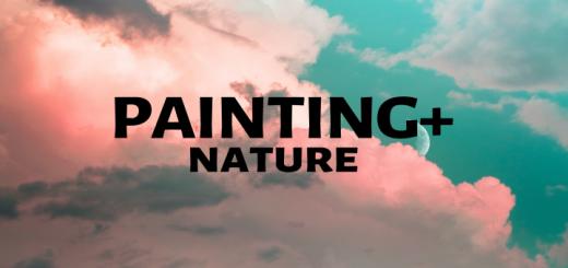 PAINTING+ NATURE