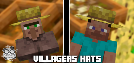 Villagers' Hats Add-on