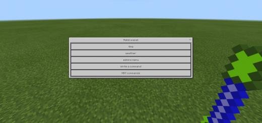 Admin Panel V4 NBT Commands (1.13+) (Script) (Removed Ads)