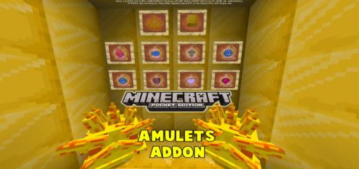 Amulets Addon!