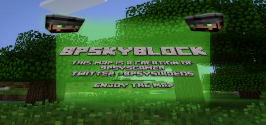 BPSkyBlock – Alpha 1.0