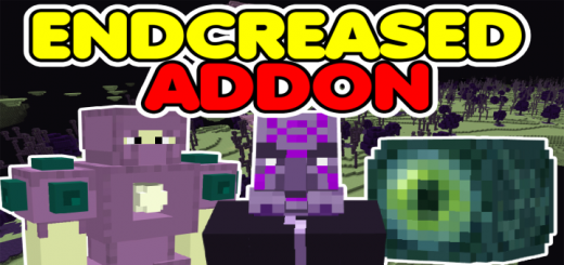 Endcreased Addon (NEW END UPDATE)