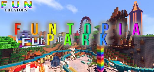 Funtopia Park (Theme Park) [Roller Coaster] [Creation]
