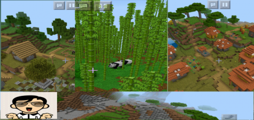 Abandoned Village, Bamboo Forest & More (Seed)