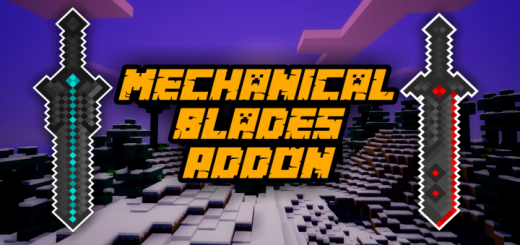 Mechanical Blades Addon