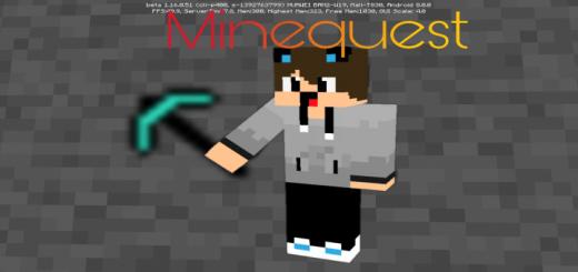 Minequest (1.16)