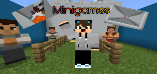 Minigames by Rleon (1.16)