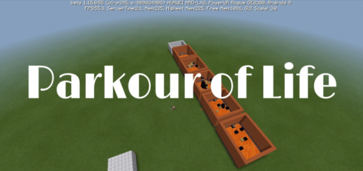 Parkour of Life Round 1 – 5 Hard Mode