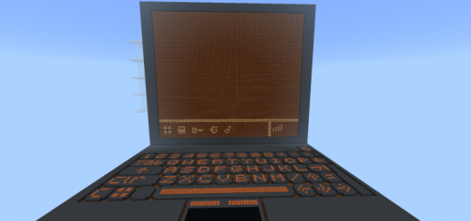 Working Functional Laptop [Redstone]