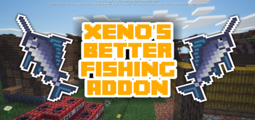 Xeno's Better Fishing Addon