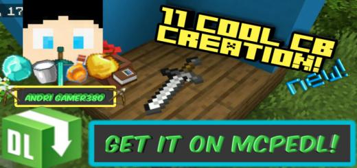 11 Cool Command Block Creations