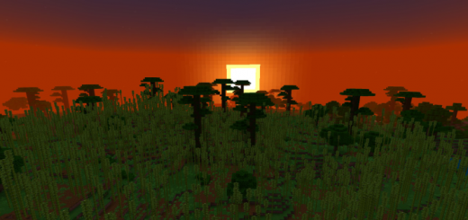 Bamboo Forest & Jungle At Spawn (Seed)