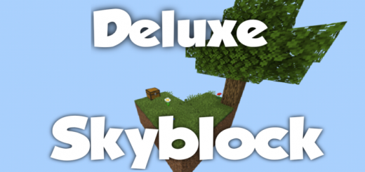 Deluxe Skyblock