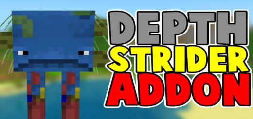 Depth Striders Addon (1.16+)