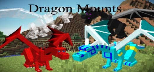 Dragon Mounts Addon