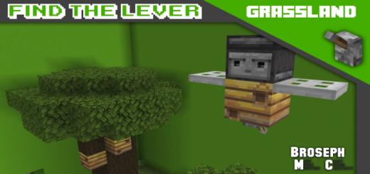 Find The Lever – Grassland