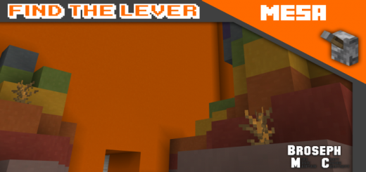 Find The Lever – Mesa