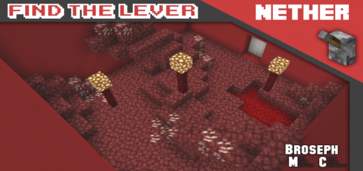 Find The Lever – Nether