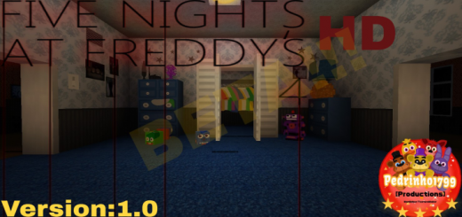 Five Nights at Freddy's 4 Re-Creation