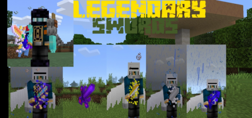 LEGENDARY Swords v3.5