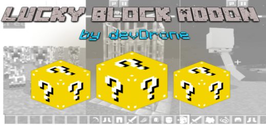 Lucky Block Addon