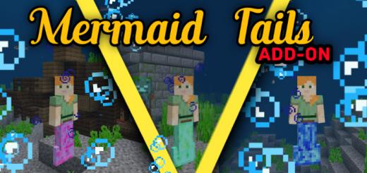 Mermaid Tails Add-on