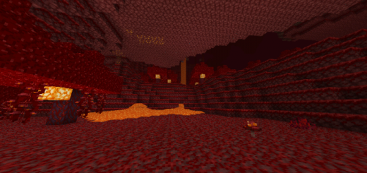 Minecraft Nether Update Concept Add-on (1.14 only) (Reupload)