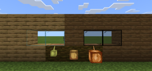 Minecraft's 64×64 New Resource Pack
