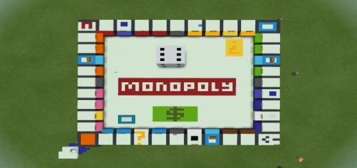 Monopoly Board (English)