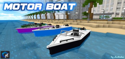 Motor Boat (Addon)