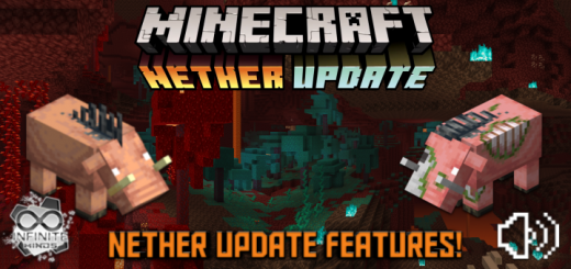 Nether Features Add-on