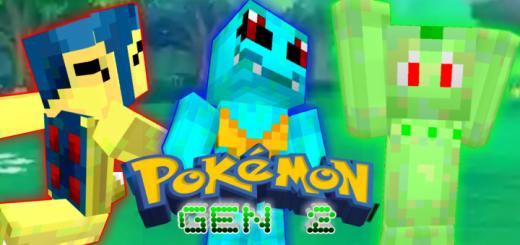 Pokémon: Gen 2 Skin Pack