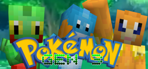Pokémon Skins! Gen 3 Starters + All Evolutions